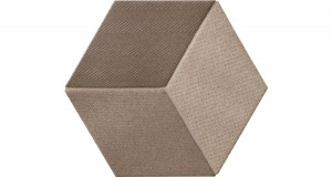 11,5 x 20 CM MUTINA TEX BROWN